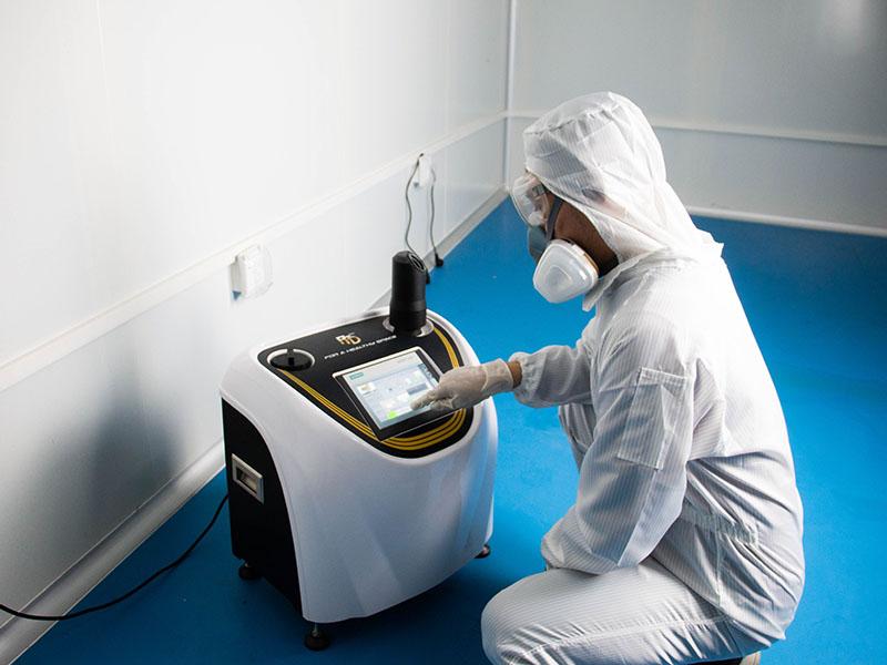 等离子体过氧化氢消毒器测试