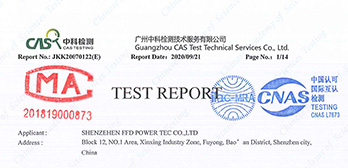 BAMBOO-H2O2 TEST REPORT